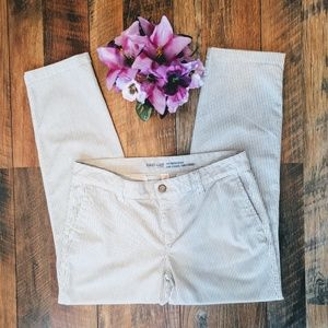 "GAP ""Girlfriend Khaki"" Ankle Pants"